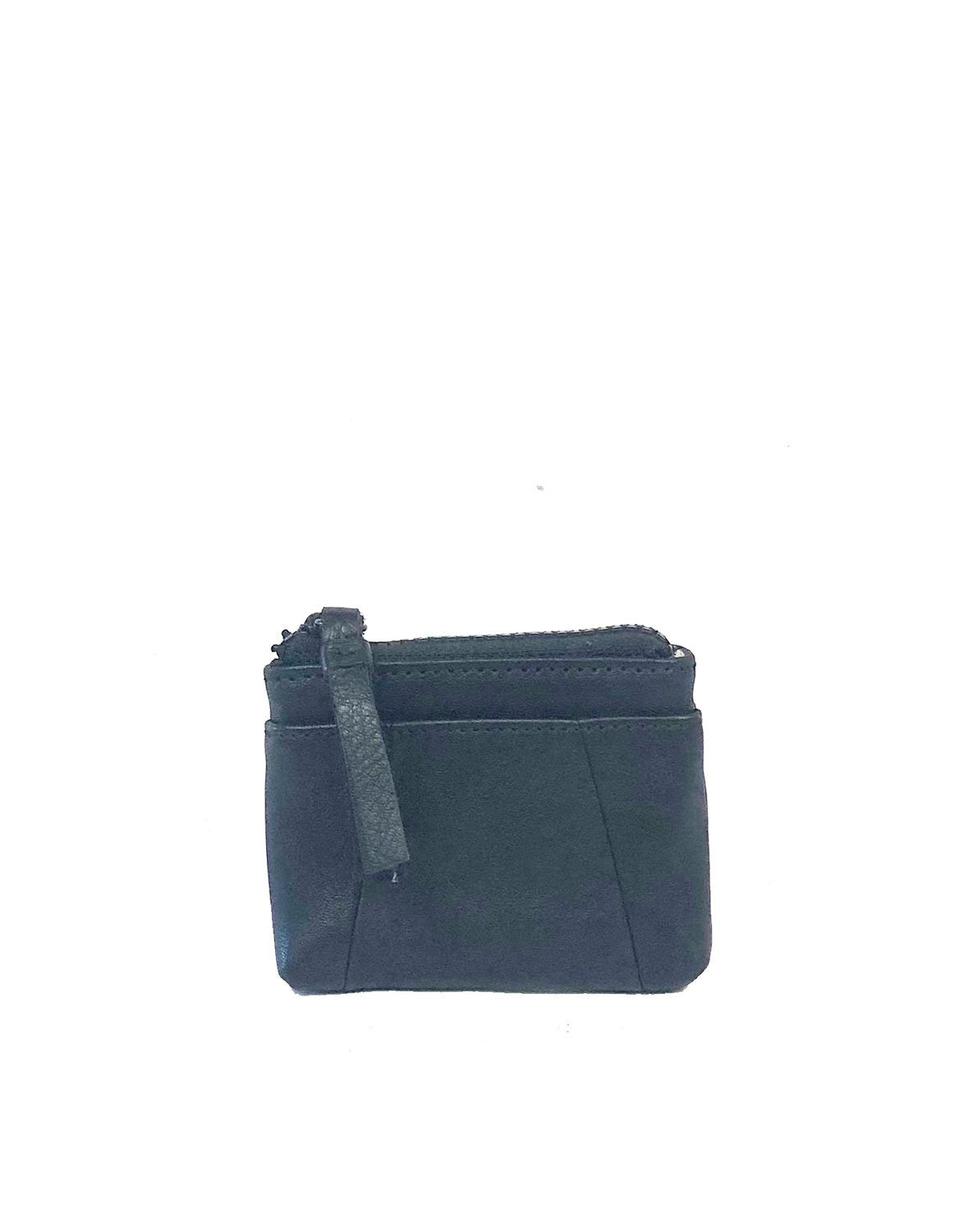 Paige card case in Black