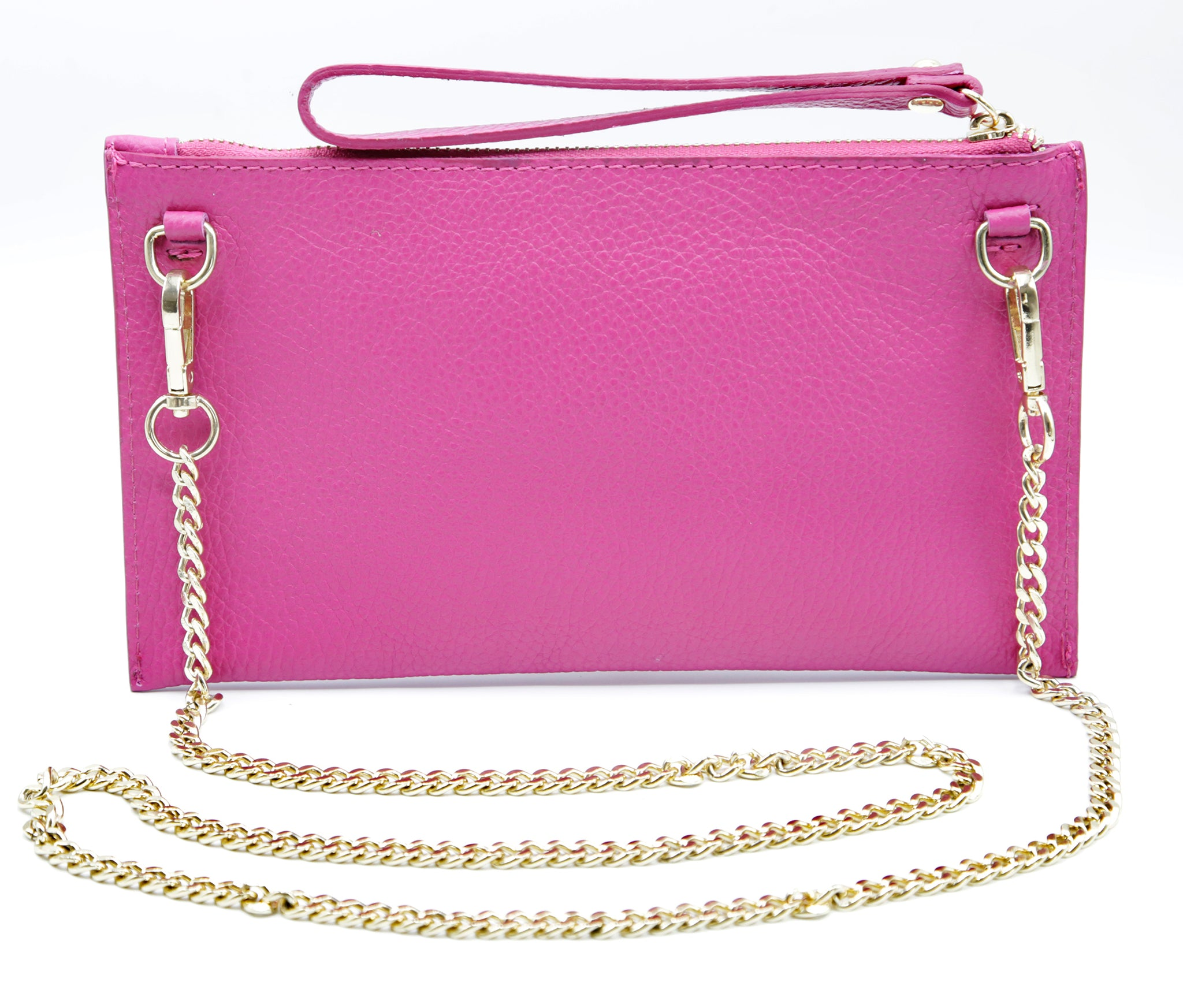 Bianca crossbody pouch Pink