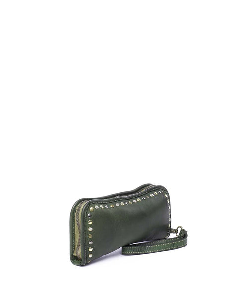 Sofia zip around wallet Olive
