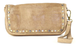 Sofia zip around wallet Taupe