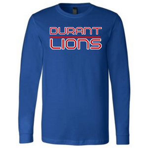 Durant Lions-PICK YOUR STYLE+DESIGN