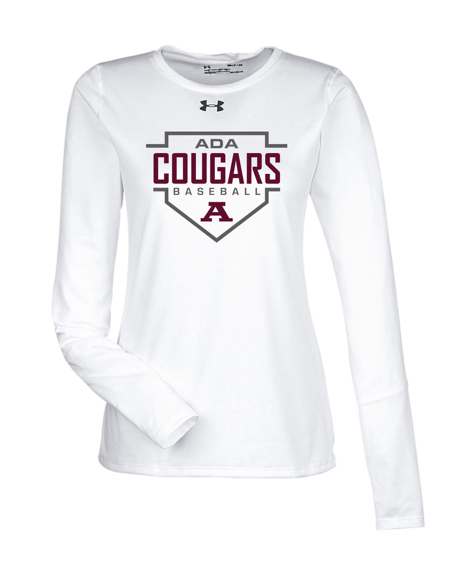 Under Armour Ladies' Long-Sleeve Locker T-Shirt