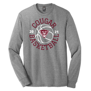 Basketball Mascot Long Sleeve (Pre-order)