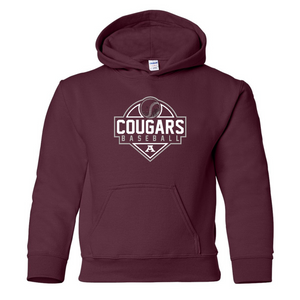 Youth Sweatshirt (Maroon)