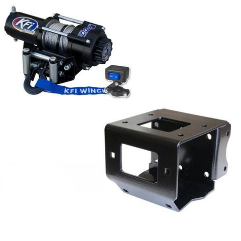 Winch and Mount Combo Kits