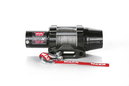 VRX 25-S 2500lb ATV POWERSPORTS WINCH SYNTHETIC ROPE 101020 by Warn - Allterraindepot