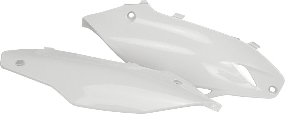 ACERBIS SIDE PANELS WHITE 2250420002-atv motorcycle utv parts accessories gear helmets jackets gloves pantsAll Terrain Depot
