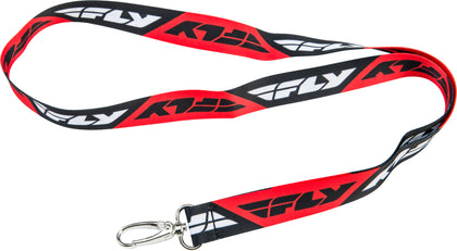 FLY RACING LANYARD RED/BLACK/WHITE 99-1001