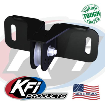 KFI Plow Fairlead Pulley (WIDE) - Allterraindepot