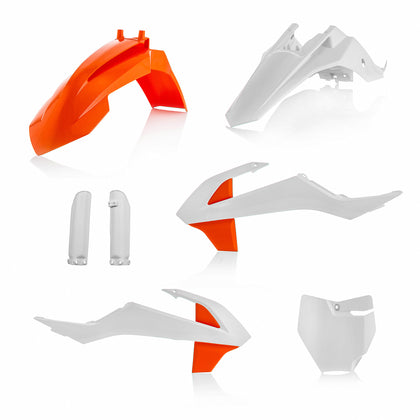 ACERBIS FULL PLASTIC KIT ORIGINAL KTM 2791526345