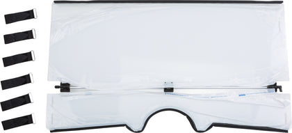 OPEN TRAIL FOLDING WINDSHIELD WEST120-0030