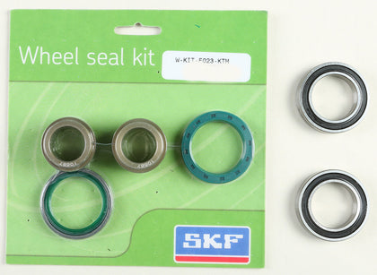 SKF WHEEL SEAL KIT W/BEARINGS FRONT WSB-KIT-F023-KTM