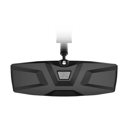 Halo-R Rearview Mirror with ABS Bezel – Polaris Pro-Fit Ranger Header Panel