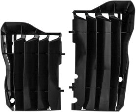 ACERBIS RADIATOR LOUVERS BLACK 2691510001
