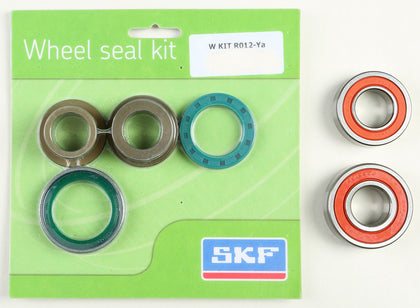 SKF WHEEL SEAL KIT W/BEARINGS REAR WSB-KIT-R012-YA