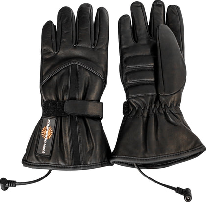 CALIFORNIA HEAT LEATHER GLOVES 2X GLL-2XL