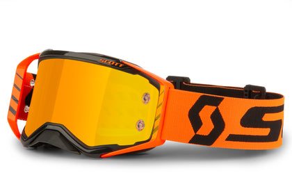 SCOTT PROSPECT GOGGLE ORANGE/BLACK ORANGE CHROME WORKS 272821-1008280