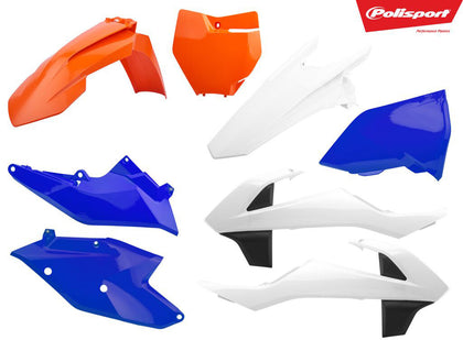 POLISPORT PLASTIC BODY KIT OEM COLOR 90752