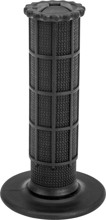 FLY RACING CONTROL MX GRIPS BLACK FULL WAFFLE 011940323A