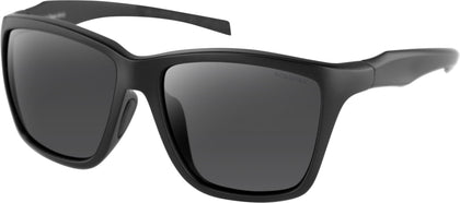 BOBSTER ANCHOR SUNGLASSES MATTE BLACK SMOKED POLARIZED LENS BANC001P