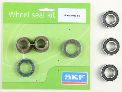 SKF WHEEL SEAL KIT W/BEARINGS REAR WSB-KIT-R005-HO