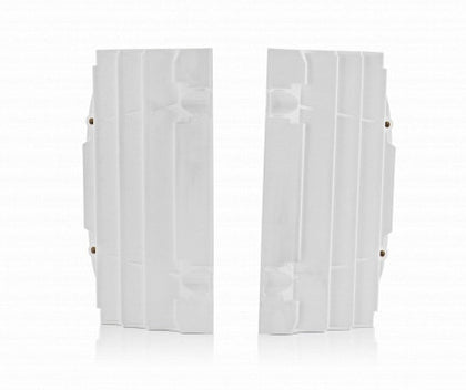 ACERBIS RADIATOR LOUVERS WHITE 2691540002
