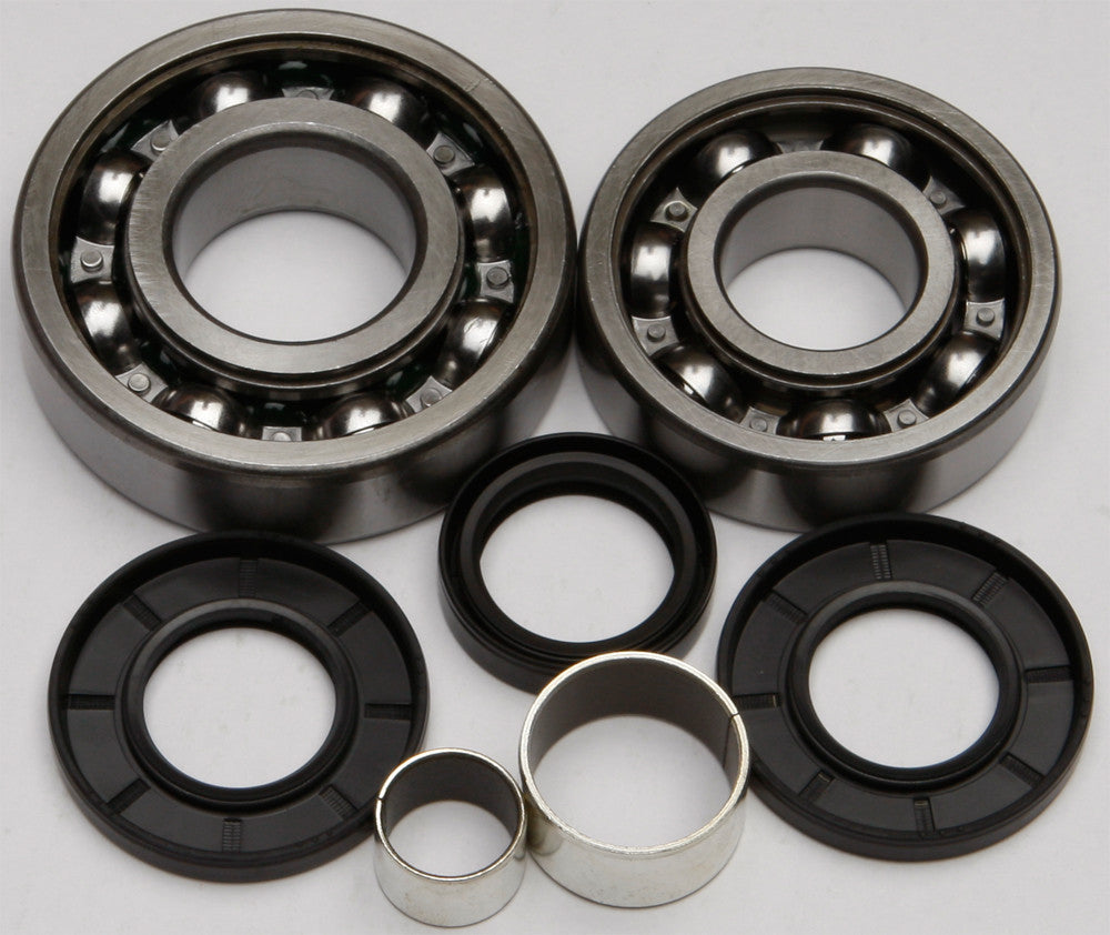 500 Polaris Sportsman Worker front wheel bearings /& seals 335 400