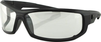 BOBSTER AXL SUNGLASSES W/CLEAR LENS EAXL001C