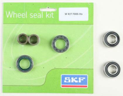 SKF WHEEL SEAL KIT W/BEARINGS REAR WSB-KIT-F006-HO