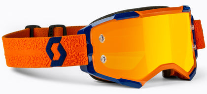 SCOTT FURY GOGGLE GREY/ORANGE ORANGE CHROME WORKS 272828-1294280