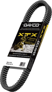 DAYCO XTX SNOWMOBILE DRIVE BELT XTX5043