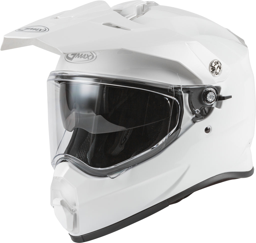 AT-21 ADVENTURE HELMET WHITE SM-atv motorcycle utv parts accessories gear helmets jackets gloves pantsAll Terrain Depot