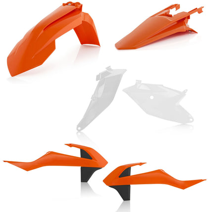 ACERBIS PLASTIC KIT ORIGINAL 2686015909