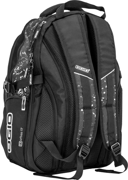 OGIO OGIO URBAN BAG BLACK/WHITE 5918036OG