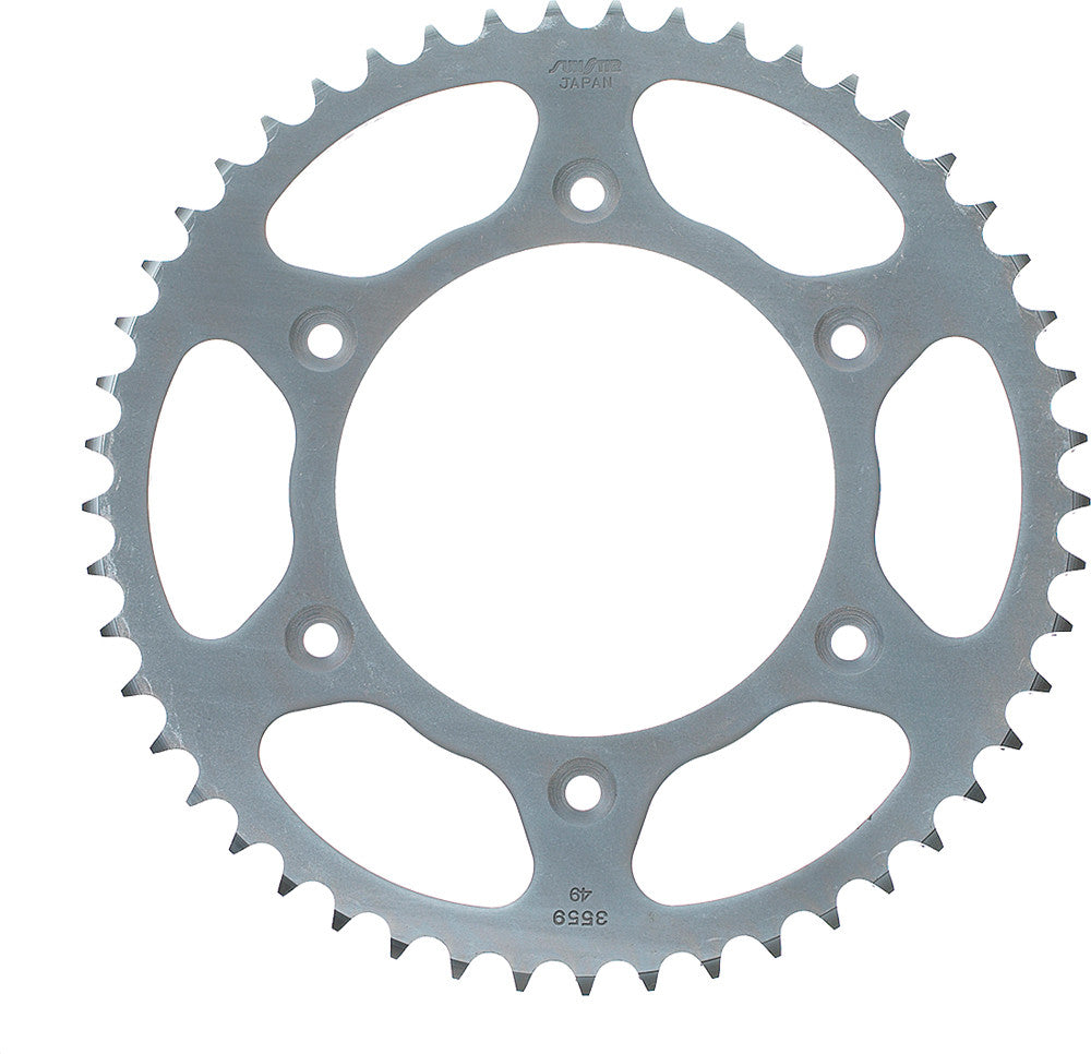 SUNSTAR REAR SPROCKET STEEL 49T 2-357749-atv motorcycle utv parts accessories gear helmets jackets gloves pantsAll Terrain Depot