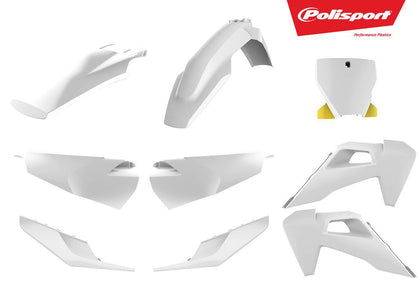 POLISPORT PLASTIC BODY KIT OEM COLOR 90797