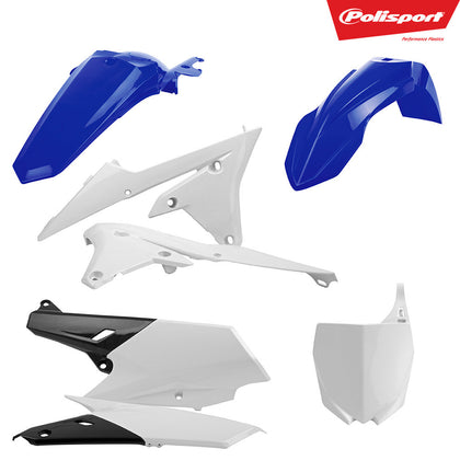 POLISPORT PLASTIC BODY KIT OEM COLOR 90737