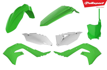 POLISPORT PLASTIC BODY KIT OEM COLOR 90816