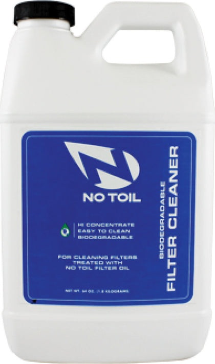 NO TOIL FILTER CLEANER 1/2 GAL NT20