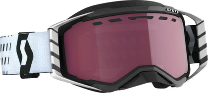 SCOTT PROSPECT SNWCRS GOGGLE BLACK/WHITE ROSE 272846-1007134