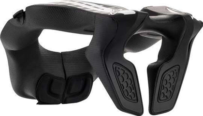 ALPINESTARS YOUTH NECK SUPPORT BLACK/WHITE 6540118-12