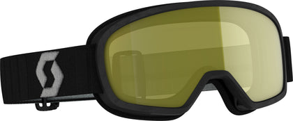 SCOTT BUZZ PRO SNWCRS GOGGLE BLACK/GREY YELLOW 272851-1001029