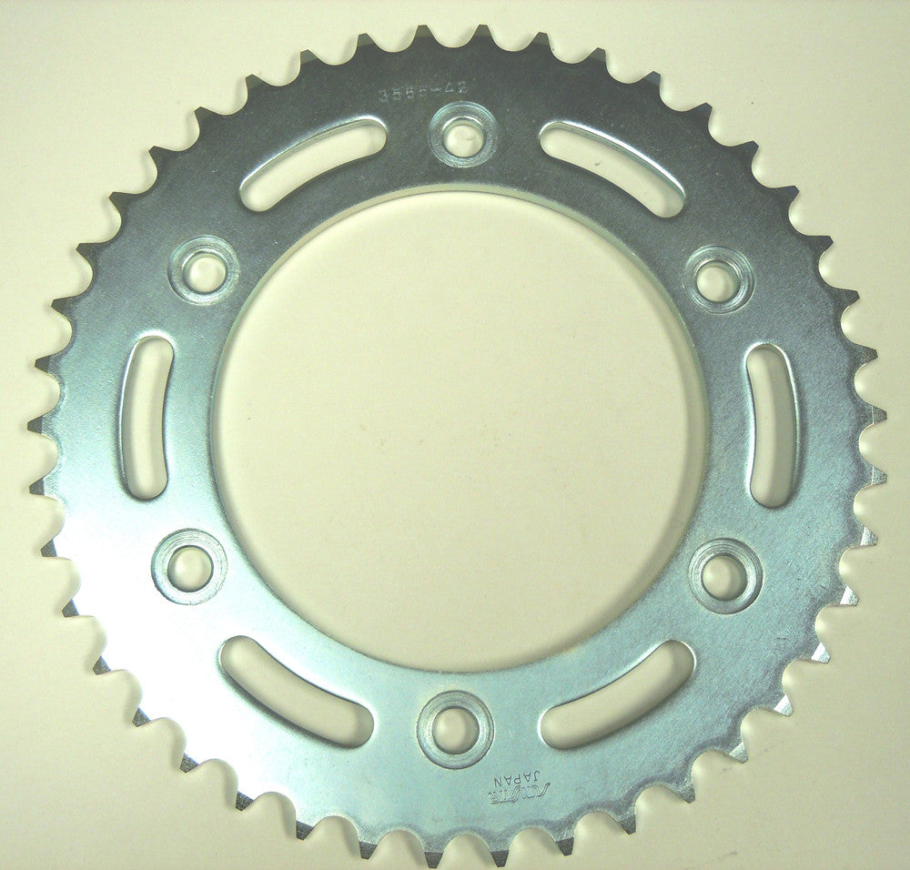 SUNSTAR REAR SPROCKET STEEL 42T 2-356542-atv motorcycle utv parts accessories gear helmets jackets gloves pantsAll Terrain Depot