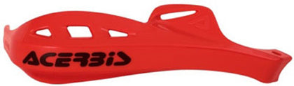 RALLY PROFILE HANDGUARDS RED