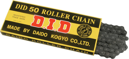 D.I.D STANDARD 630K 50FT NON O-RING CHAIN 630K-50FT