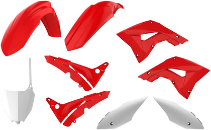 POLISPORT PLASTIC BODY KIT OE COLOR 90772
