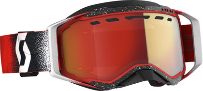 SCOTT PROSPECT SNWCRS GOGGLE WHT/RD ENHANCER RED CHROME 272846-1030312