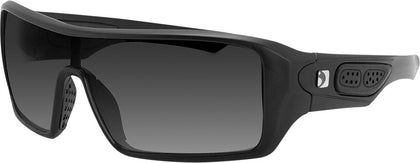 BOBSTER PARAGON SUNGLASSES MATTE BLACK W/SMOKED LENS EPAR001S-atv motorcycle utv parts accessories gear helmets jackets gloves pantsAll Terrain Depot