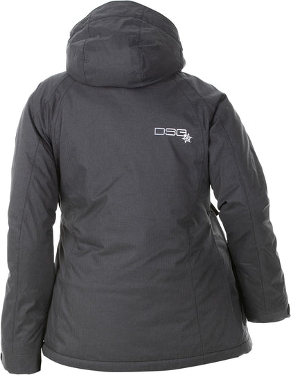 DIVAS CRAZE 4.0 JACKET CHARCOAL BLACK 2X 51690