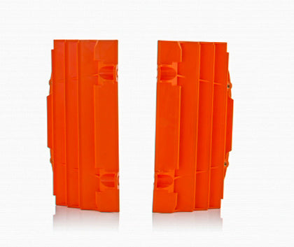ACERBIS RADIATOR LOUVERS ORANGE 2691545226
